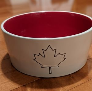 RAE DUNN Pet Dog Bowl Large Canada exclusive